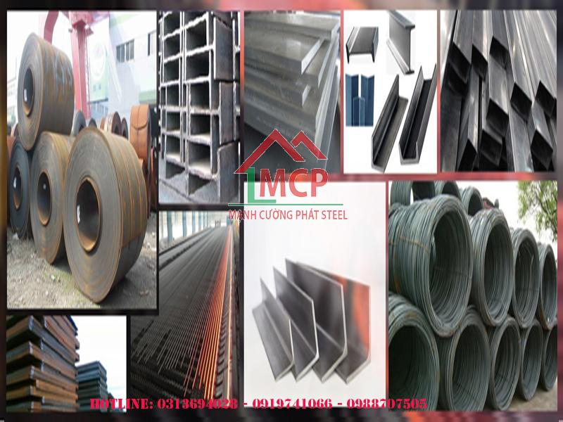 Bảng báo giá sắt thép xây dựng mới nhất tại Tphcm năm 2020 - VLXD Manh Cuong Phat