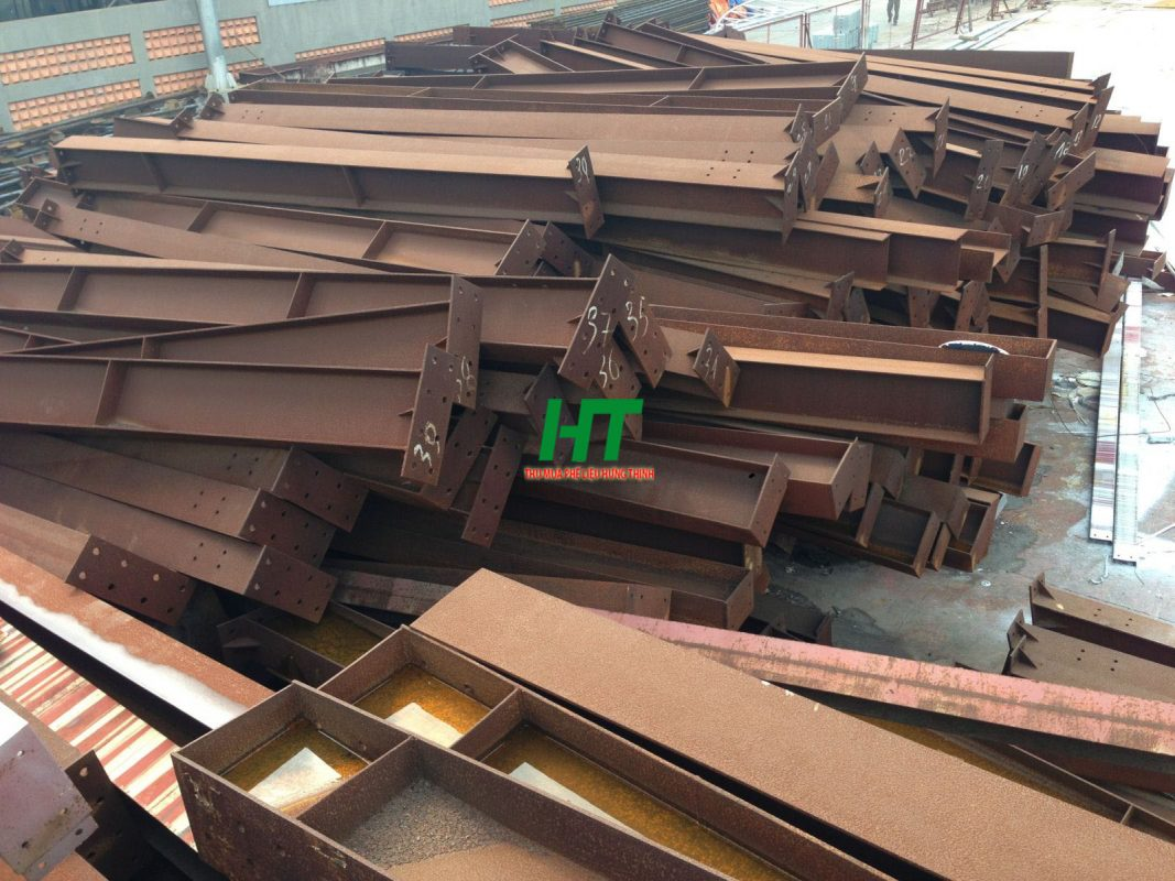 Thu mua phế liệu sắt giá cao tại Hưng Thịnh