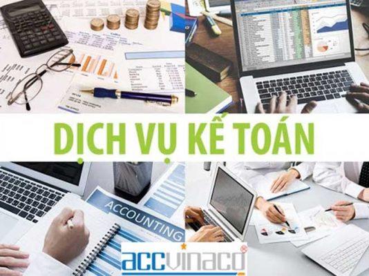Giá Dịch vụ kế toán trọn gói Tphcm tháng 01 năm 2021